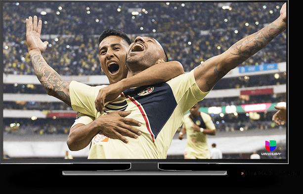 Ver Fútbol con Liga MX per Univision - Uvalde, TX - Angel Breeze Services - Distribuidor autorizado de DISH