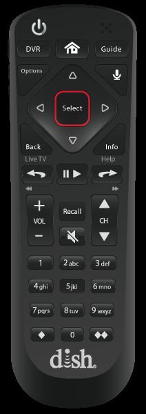 Control remoto de voz - Uvalde, TX - Angel Breeze Services - Distribuidor autorizado de DISH