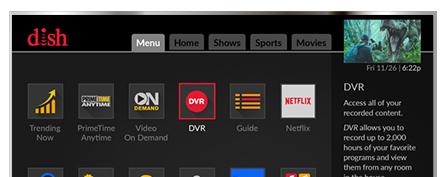 Vea television con DISH - Angel Breeze Services en Uvalde, TX - Distribuidor autorizado de DISH
